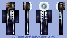 Voyager 1 Minecraft Skin