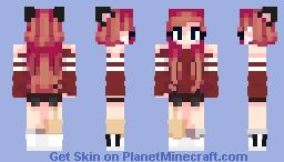 🌹 // 𝑤𝑒𝑎𝑘 Minecraft Skin
