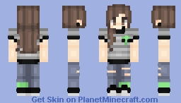 👽 Minecraft Skin