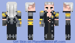 rndnlmtbg | Alucard - Child of the Fall (Mobile Legends) Minecraft Skin