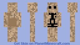 Battle Droid from Star Wars Minecraft Skin