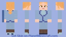 HP: Beauxbatons Student Minecraft Skin