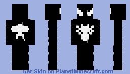 Spiderman | Symbiote | For 1Creeper_MC Minecraft Skin
