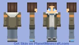 lance mcclain Minecraft Skin