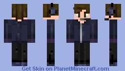 Gamer (Male) Minecraft Skin