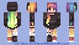 Grellei // st - Malachite Minecraft Skin