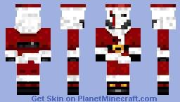 rndnlmtbg | Santa BABY?😂😂 Minecraft Skin
