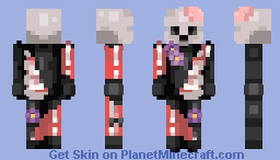 Spoopy Minecraft Skin