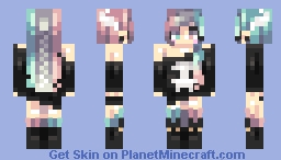 Mystere // st - iTimes Minecraft Skin