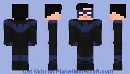 Nightwing DC Rebirth