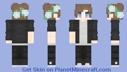 //Jacket// Minecraft Skin