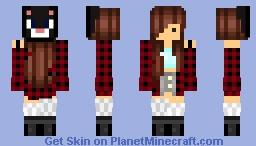 LookIntoThePast Minecraft Skin