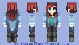 Beverly // Fanskin Minecraft Skin