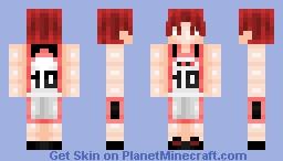 |𝓼𝓲𝓵𝓱𝓸𝓾𝓮𝓽𝓽𝓮| Kagami | Kuroko No Basket Minecraft Skin