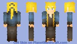Namikaze OC [NRTN] Minecraft Skin