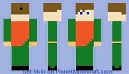 Ethan Minecraft Skin
