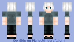 |𝓼𝓲𝓵𝓱𝓸𝓾𝓮𝓽𝓽𝓮| #TheLastMonster | Jeremy Wade's River Monsters Minecraft Skin