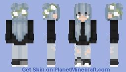 Color me blue Minecraft Skin