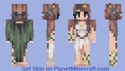 Abilene - For Elvenjedi Minecraft Skin