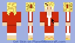 Hiyori Sarugaki -{ Bleach }- Minecraft Skin