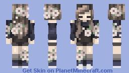 -I'm asleep- //personal Minecraft Skin
