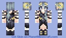Galaxie Minecraft Skin