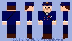 Takeo Masaki Minecraft Skin