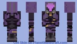 Tali'Zorah nar Rayya Minecraft Skin