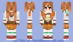 Estelle Bright - The Legend of Heroes Minecraft Skin