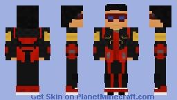 Vibe CW Minecraft Skin