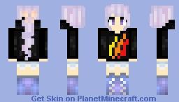 Blind Minecraft Skin