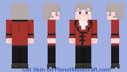 Third Doctor Minecraft Skin
