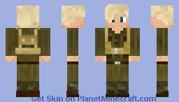 My Avatar as a British WW1 Soldier