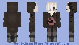 Crescent Moon Minecraft Skin