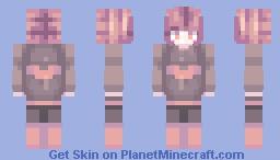 Rosetale Chara Minecraft