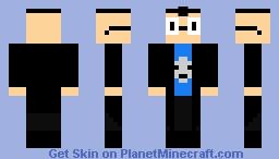 Dib Minecraft Skin