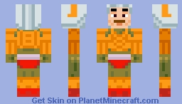Duncan – Masters of the Universe Minecraft Skin