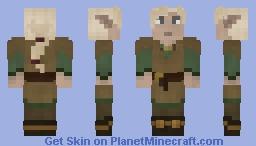 [LoTC] High Elf Minecraft Skin