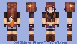 Gunslinger Minecraft Skin