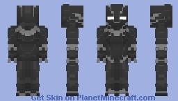 Black Panther(MCU) Minecraft Skin