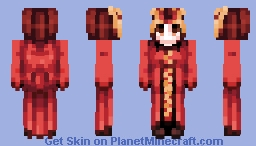 "☆ βενεℜℓγ ☆ ""All I have left of you are the tears in my eyes."" Minecraft Skin"