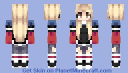 Pepsi Minecraft Skin