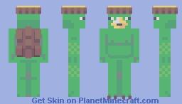 Kappa - Feudal Japan & East Asian: Skin Contest [22nd] Minecraft