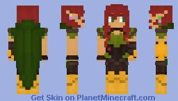[LOTC] Wood Elf Wanderer Minecraft Skin