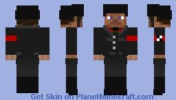 Nazi Skin (Stock) Minecraft Skin