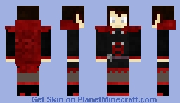 Ruby Rose - RWBY Minecraft