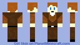 Anakin Skywalker (Padawan) Minecraft Skin