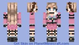 Miu Iruma | Requested by -DanganRonpa- Minecraft
