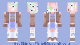 My Gender Doesn't Define who i am inside (+POPREEEL) Minecraft Skin