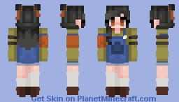 IDEKKKKK BUT SHES CUTE 030 Minecraft Skin